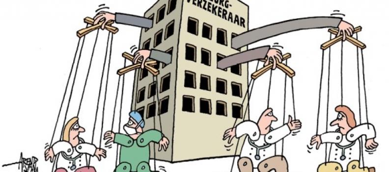 Marktwerking in de Fysiotherapie, wat een flauwekul!!